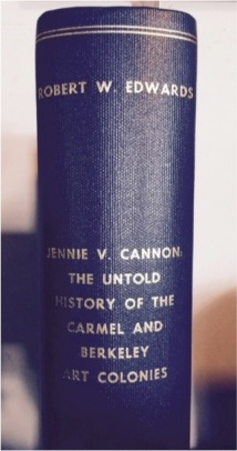 Cannon book spine